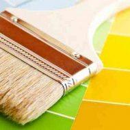 Paleta farb do malowania ścian