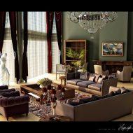 Wnętrze w stylu klasycznym