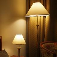 Oświetlenie stref pokoju