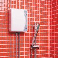 Podgrzewacz przepływowy prysznicowy