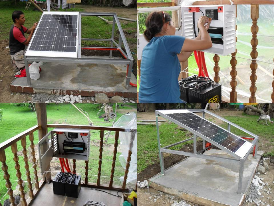 mechanizm działania kolektora słonecznego