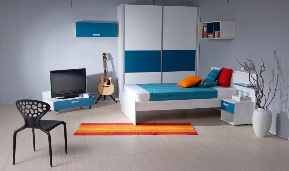 pokój nastolatka