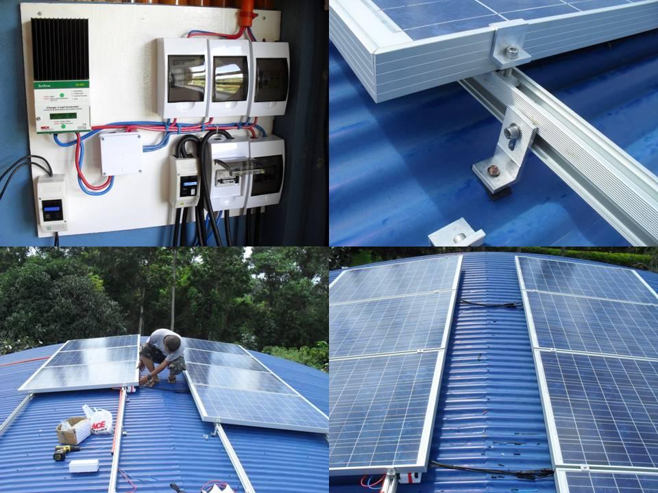 panele solarne sposób działania