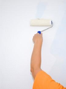 malowanie ściany www.sxc.hu