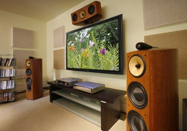 Kino domowe fot. Audio Home