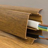 Listwa przypodłogowa PVC