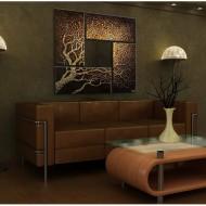 aranżacja inspirowana stylem Art Deco