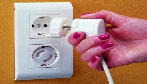 zabezpieczenie gniazda elektrycznego