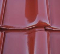 Łacenie dachówki wykonane niezgodnie ze sztuką