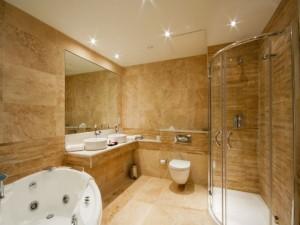 Aranżacja łazienki - lustra