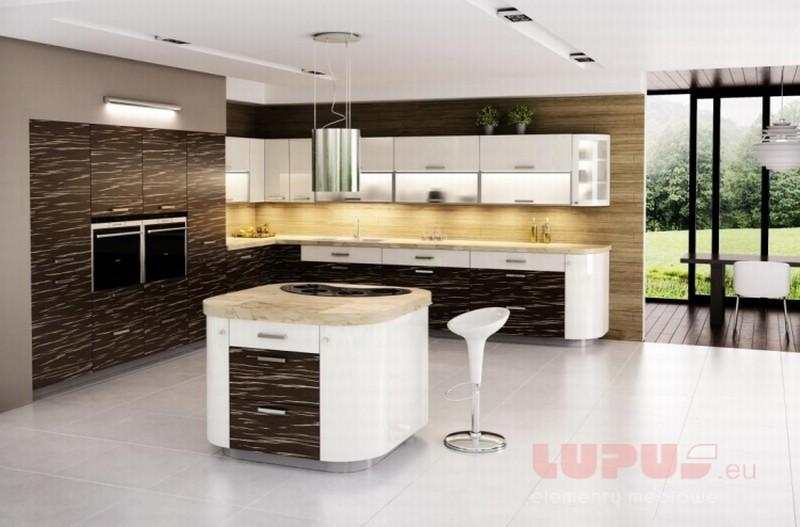 BudujeUrzadzam pl  Aranżacja kuchni -> Kuchnia Bez Kafelek