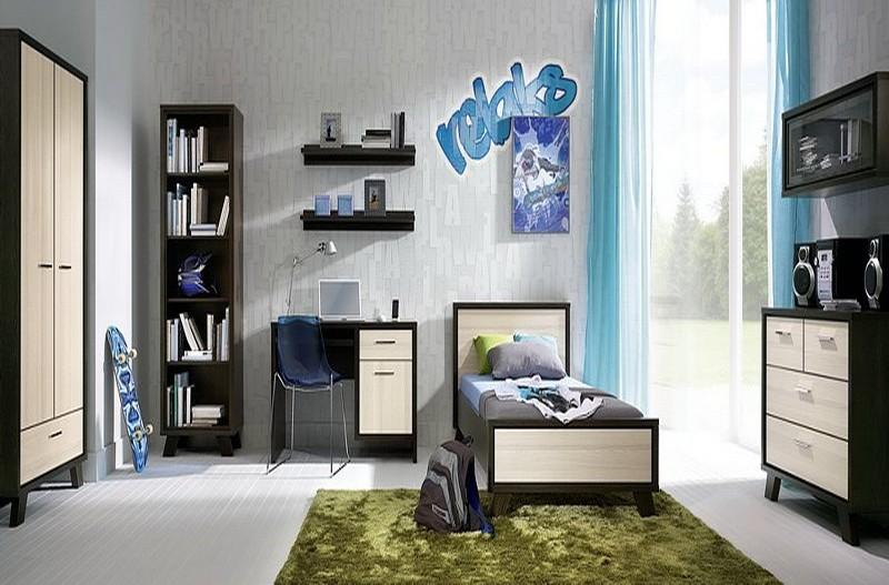 kolor ścian w pokoju nastolatka budujeurzadzampl
