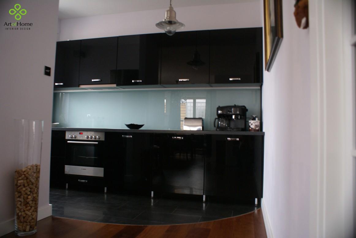 Aran acja kuchni for Polaczenie kuchni z salonem