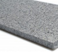 Parapet zewnętrzny z granitu