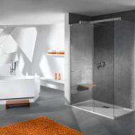 Aranżacja łazienki fot. Sanplast