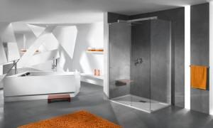 Aranżacja łazienka na poddaszu