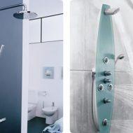 Panele prysznicowe