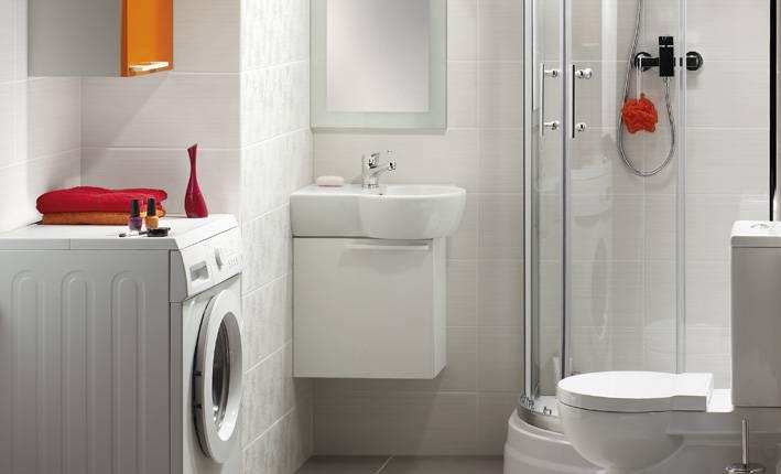 Mała łazienka Wanna Czy Kabina Prysznicowa Budujeurzadzampl