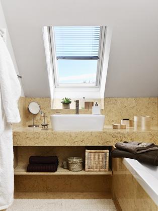 Budujeurzadzampl Mała łazienka Na Poddaszu