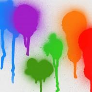 malowanie sprayem