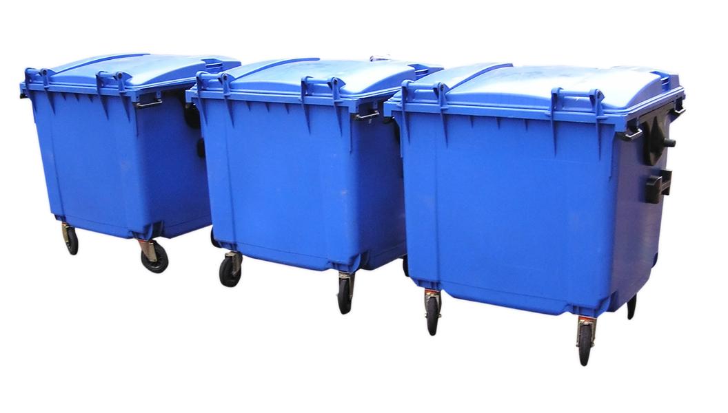 pojemniki na śmieci www.sxc.hu