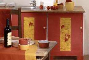 artystyczne malowanie mebli kuchennych