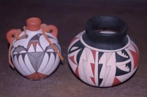 malowane naczynia