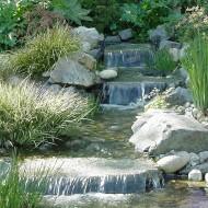 kaskada ogrodowa