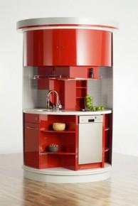 kompaktowa kuchnia przyszłości