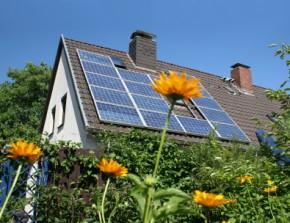 kolektory solarne na dachu