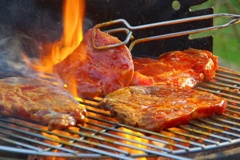 potrawy z grilla