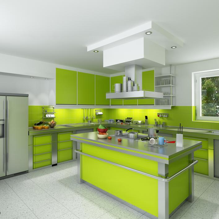 nowoczesna kuchnia  budujeurzadzam pl -> Kuchnia Polowa Wymogi Sanepidu