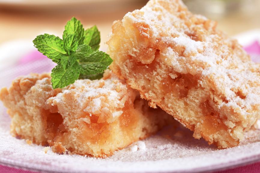szarlotka, ciasto z jabłkami