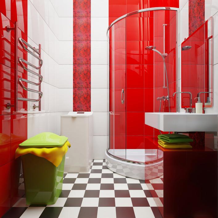 Nowoczesna łazienka Budujeurzadzampl